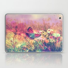 Butterfly in a Wonderworld Laptop & iPad Skin