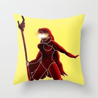Can't keep the Staff Throw Pillow