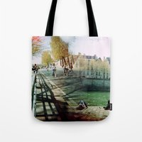 Paris in the Spring Time 2 Tote Bag