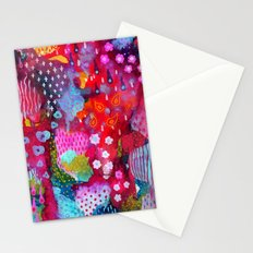 Flower Festival 2 Stationery Cards
