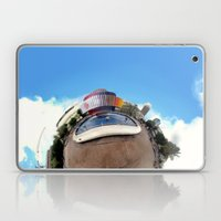 Around Tel Aviv Stereogr… Laptop & iPad Skin