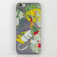 rools are rools iPhone & iPod Skin