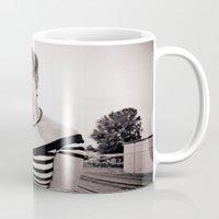 Railway Pinup Mug