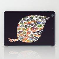Leafy Palette iPad Case