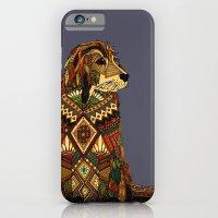 Golden Retriever dusk iPhone 6 Slim Case