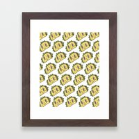 Taco Buddy Framed Art Print