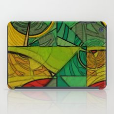 Tropical Farm iPad Case