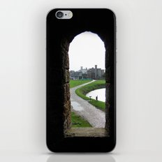 Cardiff Castle iPhone & iPod Skin