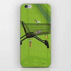 Trolley Gymnastics iPhone & iPod Skin