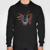 Psychedelic Clown Hoody