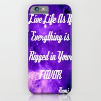 iPhone Cases featuring RuMI by 2sweet4words Designs