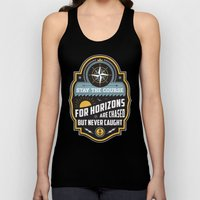 Stay The Course Unisex Tank Top