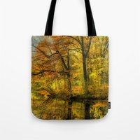 Fall Colors Of New Engla… Tote Bag