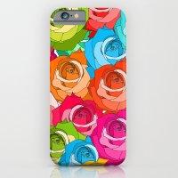 Roses Parade iPhone 6 Slim Case