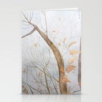 Watercolor Under The Tre… Stationery Cards