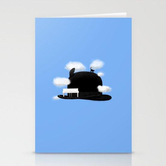 Gnossienne n°3 Stationery Card