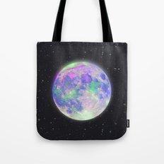 pink moon Tote Bag