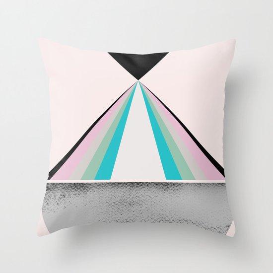 Drop Throw Pillow