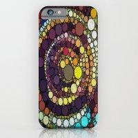 :: Crop Circle Circus :: iPhone 6 Slim Case