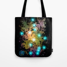 The Zodiac Sign -- Virgo Tote Bag