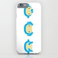 3 Wise Monkeys iPhone 6 Slim Case