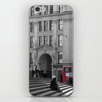 The Steps Of St Paul's A… iPhone & iPod Skin