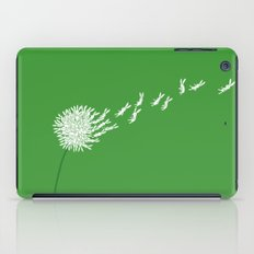 Escape from the dandeLION iPad Case