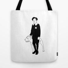 Dog Dick Web Site Tote Bag