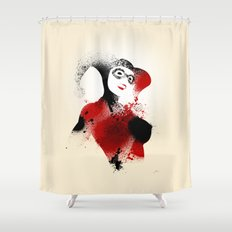 Sweet Insanity Shower Curtain