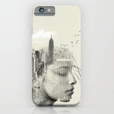 Reflection, New York City iPhone 6 Slim Case
