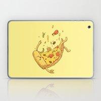 Pizza Fall Laptop & iPad Skin