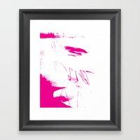 1a Framed Art Print