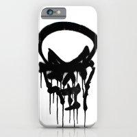 Graffiti Skull iPhone 6 Slim Case