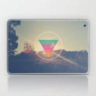 Seek Them Like Hidden Tr… Laptop & iPad Skin