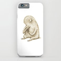 Sloth With Flower iPhone 6 Slim Case
