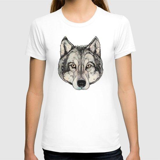 Wolf Mask T-shirt