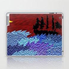 Anchors Away Laptop & iPad Skin