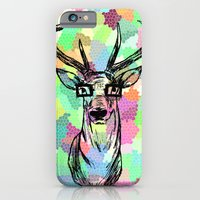 Deer are people too iPhone 6 Slim Case