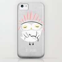 iPhone Cases featuring BE BRAVE by Kelli Murray