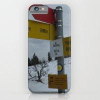 Swiss Adventure iPhone 6 Slim Case