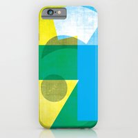 iPhone & iPod Case featuring 617 by Malena Luongo