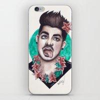 Miami Bitch iPhone & iPod Skin