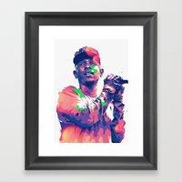 LAA Framed Art Print