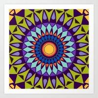 MAISHA 2 Art Print