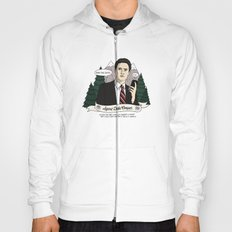 Twin Peaks (David Lynch) Agent Dale Cooper Hoody