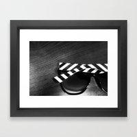 Sunnies Framed Art Print