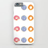 Doughnut Selection iPhone 6 Slim Case