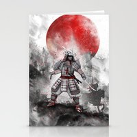 Banzai [The Warrior On T… Stationery Cards