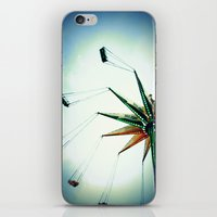 Frequent Flyer iPhone & iPod Skin