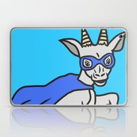 The Mighty Flash Goat Laptop & iPad Skin